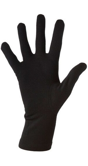 Icebreaker Apex Glove Liner 260 Black (001)